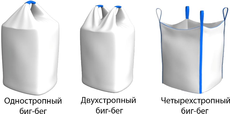 انواع کیسه های بزرگ